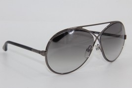 NEW TOM FORD TF 154 36J GEORGETTE SILVER SUNGLASSES AUTHENTIC TF154 64-1... - $242.17