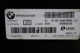 BMW E87 E90 E91 LCM FRMFA FRM FA Light Control Footwell Module 6135-6987998 image 2