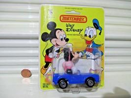 Lesney Matchbox 1979 Walt Disney Character Car WD4a Minnie Mouse's Lincoln Nu B Pk - $37.95