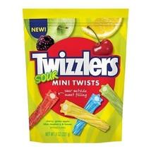 Twizzlers Sour Mini Twists, 8 Oz - $8.05