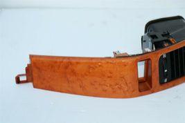 03-07 Lexus GX470 Dash Air Heater A/C Vent Grill Wood Trim Panel Driver Left LH image 3