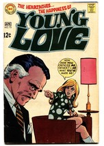 Young Love #73 Comic Book 1969-DC Romance Fn - $40.35