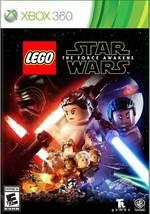 LEGO STAR WARS:FORCE AWAKENS  - Xbox 360 - (Brand New) - $24.25