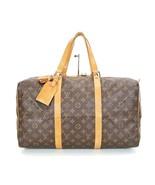 Authentic LOUIS VUITTON Sac Souple 45 Monogram Tote Duffle Bag #35138 - $479.00