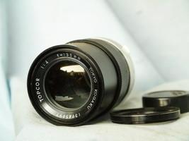 Topcon Topcor 135mm F4 Prime Portrait Lens - Nice-  - $30.00
