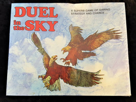 Duel in the Sky Strategy and Chance Board game(1978 Challenge Games) - $15.66