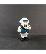 Pig Deal Danbury Mint Piggies Collection Figurine Poker Card Pit Boss De... - $9.99