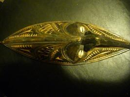 HAUNTED SILA DJINN MALE VINTAGED INDIAN TRIBAL MASK WOODEN VERY POWERFUL - $200.00