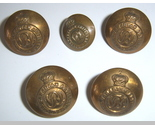 5 royal canadian artillery buttons thumb155 crop