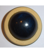Large button Pyralin Celluloid or Bakelite BJs - $5.00