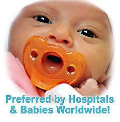 Pink Newborn & Baby Vanilla GumDrop Pacifier
