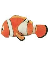 "Disney's 18"" Nemo Plush Finding Nemo Orange Black & White Fish Stuffed A... - $15.71"