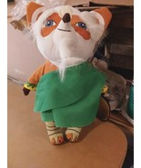 "Kung Fu Panda 3 Licensed Master Shifu 11"" Plush Doll Gift Toy-TOY FACTORY - $14.87"