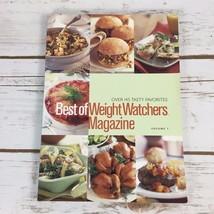 Best of Weight Watchers Magazine 145 Tasty Favorites Cookbook Vol 1 (R) - $13.98