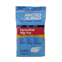 DVC Euroclean Hip Vac Micro Allergen Vacuum Cleaner Bags Made in USA [ 3... - $269.47