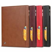 Leather wallet FLIP MAGNETIC BACK cover Case Apple iPad Pro 11 2020 Pro ... - $99.63