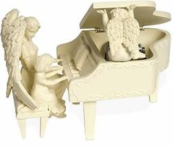 AngelStar Musical Piano Angel Figurine - $47.63