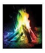 5 Packs of Big Fire Color Changing Flames add Spunk to your Fire - $3.50