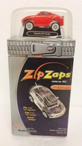 Zip Zaps Micro RC Remote Porsche 911 Turbo Rare Red - Open Box, All Part... - $37.00