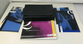 2010 Subaru Impreza Owners Manual Handbook Set with Case Z0A634 - $38.39