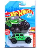 Hot Wheels - '17 Jeep Wrangler: HW Hot Trucks #8/10 - #176/365 (2018) *G... - $3.00