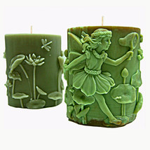 3D silicone Soap/polymer/clay/cold porcelain/cand- Oval - Joyce Fairy of... - $47.52