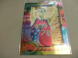 1993-94 Topps Finest #220 ROOKIE Shawn Bradley -Philadelphia 76ers- - $3.12