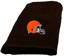 Cleveland Browns Hand Towel measures 16 x 26 inches - $16.95