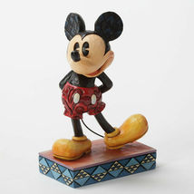 "4.875"" ""The Original"" Mickey Mouse Figurine - Jim Shore Disney Traditions  image 3"