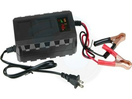 12V 20A Car Battery Lead Acid Battery Charger Motorcycle Boat ATV RV - $35.33