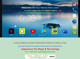 ANDROID SUPERSTORE WEBITE BUSINESS FOR SALE - MAKE MONEY ON MILLIONS OF ... - $445.50