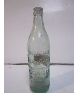 VINTAGE 1920'S CLICQUOT-CLUB SODA BOTTLE - $9.99