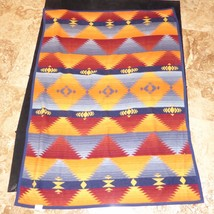 Biederlack Aurora Aztec Red Southwestern Throw Blanket Polyester Acrylic... - €57,09 EUR