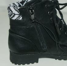 Arizona Jeans Company 6036002 Girls Ankle Boot Size 12 M AZ Lawton Black image 4