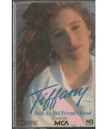 VINTAGE Tiffany Hold An Old Friend's Hand Cassette Tape - $16.82