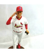 Tony LaRussa Retirement Figurine St Louis Cardinals Ameren 8 inch Tall 2012 - $14.84