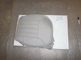 New Oem Leather Seat Cover Mercedes Benz Ml R Class 06-13 Front Lower Gray - $99.00