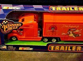NASCAR Dale Earnhardt Jr. #8 Trailer Rig Die-Cast Collector Orange AA19-NC8003 image 3