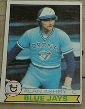 Alan Ashby, Blue Jays,  1979  #36 Topps Baseball Card,  GOOD CONDITION - $0.99