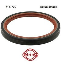 FOR RENAULT OPEL SHAFT SEAL CRANKSHAFT MEGANE III COUPE DZ0 1 F4R 874 10... - $18.02