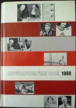 Encyclopedia Year Book: 1988 (used hardcover) - $15.00