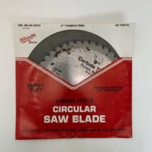 "BRAND NEW Vintage Milwaukee USA 9"" Rip Finish Blade #48-40-3935 - $25.71"
