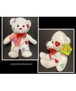 """Teddy Bear Super Soft Plush 14"""" Ages 3+ LOVE SWEET KISS - $9.99"""