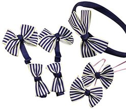 Children 's Head Ornaments Hairpin Hair Hoop Bow Rope Hairpin Hair Rope ... - €9,33 EUR