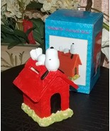 Peanuts Snoopy Doghouse Bank - $14.99