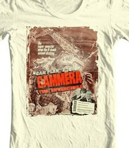 Gammera The Invincible T-shirt vintage Japanese sci fi movie Godzilla film image 2