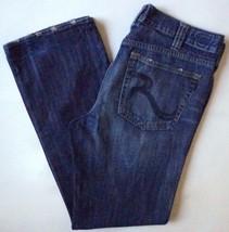 Rock & Republic Verve Jeans Men's 36 x 34 Blue Denim - $39.95