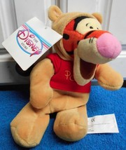New Winnie the Pooh Tigger as Pooh Mini Bean Bag Plush Stuffed Toy - $5.26