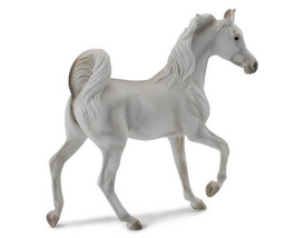 <><  Breyer CollectA 88476 Arabian Grey mare horse exceptional - $9.65