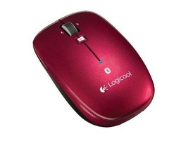 Logicool Bluetooth mouse m557 Red M557RD New - $698,38 MXN